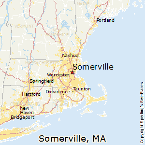 Best Places To Live In Somerville Massachusetts