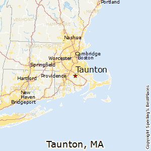 Best Places to Live in Taunton Massachusetts