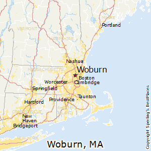Comparison: Hopkinton, Massachusetts   Woburn, Massachusetts