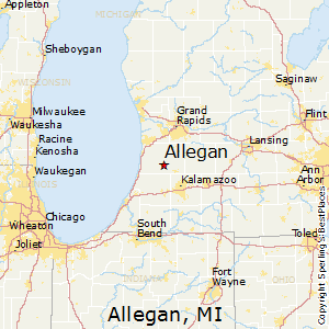 Best Places to Live in Allegan, Michigan