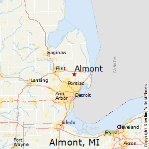 Best Places To Live In Almont Michigan