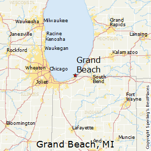 Zip Codes In Grand Beach Michigan