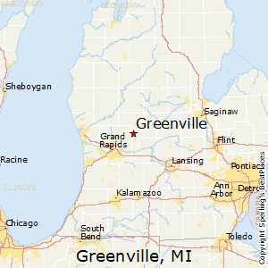 Best Places to Live in Greenville Michigan
