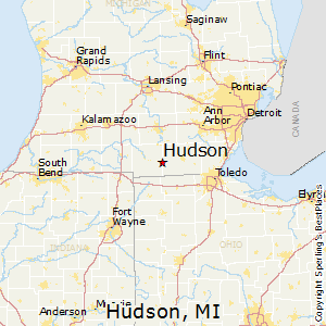 Best Places To Live In Hudson Michigan