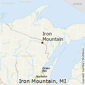 Comparison: Iron Mountain, Michigan   Escanaba, Michigan