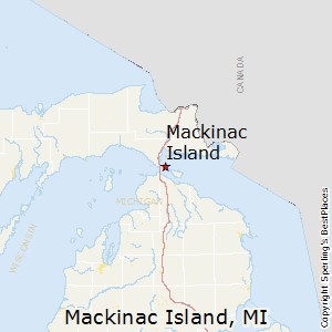 Mackinac Island Michigan Cost Of Living
