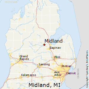 Midland, Michigan Crime
