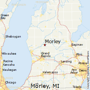 Best Places to Live in Morley Michigan