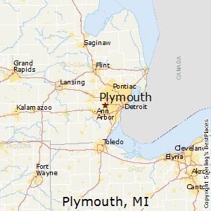 Comparison: Plymouth, Michigan   Northville, Michigan