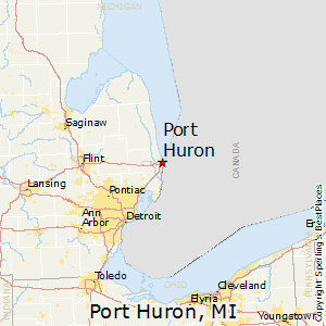 Port Huron Michigan Politics Voting