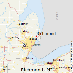 Best Places to Live in Richmond, Michigan