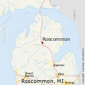 Roscommon Michigan Cost Of Living