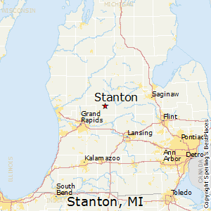 Best Places to Live in Stanton, Michigan