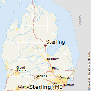 Best Places to Live in Sterling, Michigan