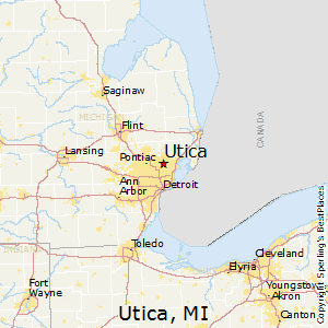 Best Places To Live In Utica Michigan