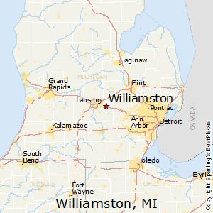Comparison Williamston Michigan Okemos Michigan
