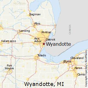 Wyandotte Michigan Economy