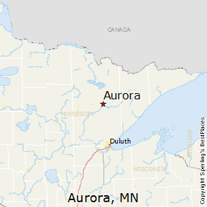 Best Places to Live in Aurora Minnesota