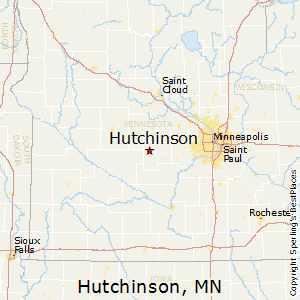 Best Places to Live in Hutchinson Minnesota