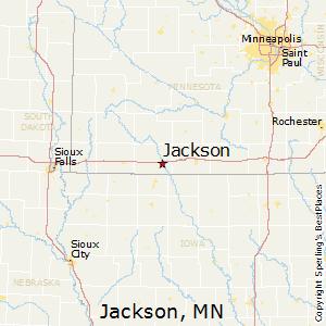 Comparison Walnut Grove Minnesota Jackson Minnesota