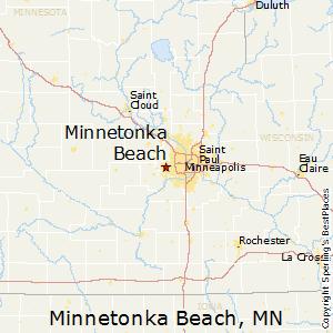 Best Places To Live In Minnetonka Beach Minnesota