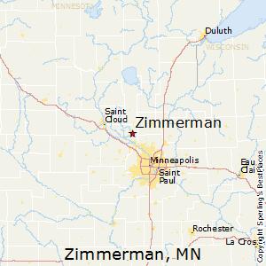 Princeton Minnesota Map.Comparison Zimmerman Minnesota Princeton Minnesota