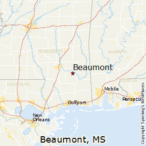 Best Places to Live in Beaumont Mississippi