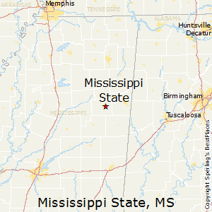 Best Places To Live In Mississippi State Mississippi