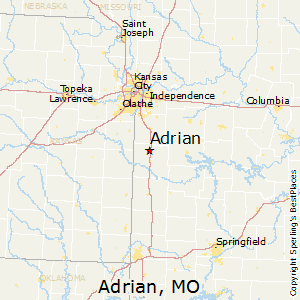 Best Places to Live in Adrian, Missouri