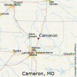 Comparison: Chillicothe, Missouri   Cameron, Missouri