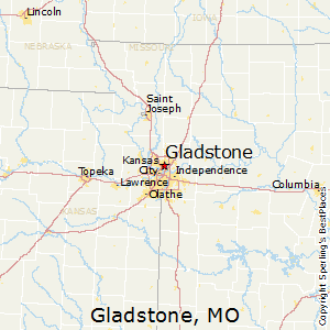 Best Places to Live in Gladstone Missouri