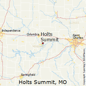 Holts_Summit,Missouri Map