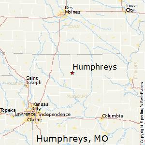 Best Places to Live in Humphreys, Missouri on