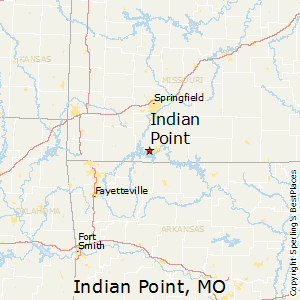 Indian_Point,Missouri Map
