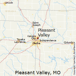 Pleasant_Valley,Missouri Map