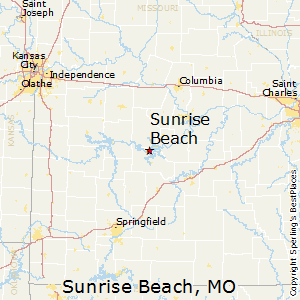 Zip Codes In Sunrise Beach Missouri