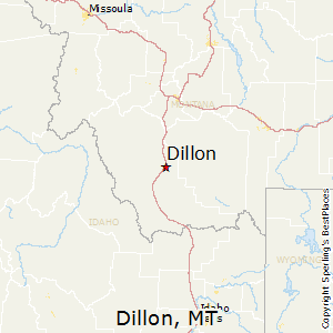 Best Places To Live In Dillon Montana
