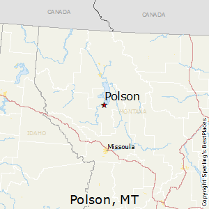 Comparison: Polson, Montana   Bigfork, Montana