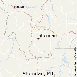 Best Places To Live In Sheridan Montana