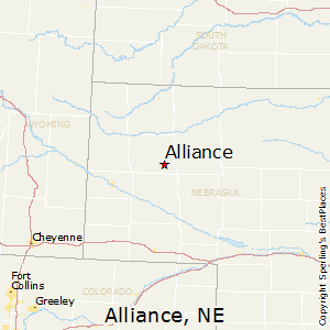 Best Places to Live in Alliance, Nebraska