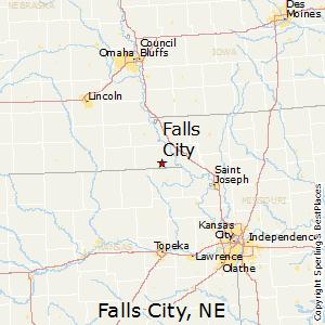 Comparison Lincoln Nebraska Falls City Nebraska