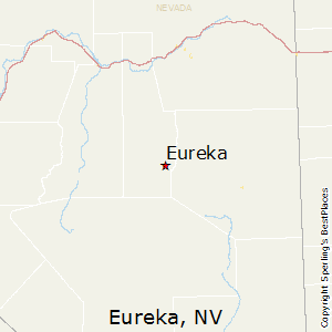 Eureka Nevada Map Best Places to Live in Eureka, Nevada