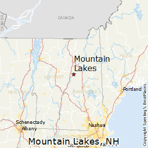 Mountain_Lakes,New Hampshire Map