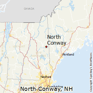 Best Places to Live in North Conway New Hampshire