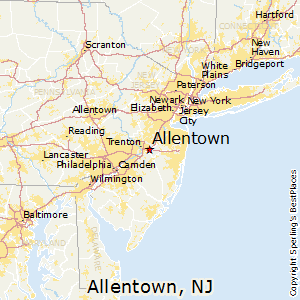 best places to live in allentown new jersey. Black Bedroom Furniture Sets. Home Design Ideas