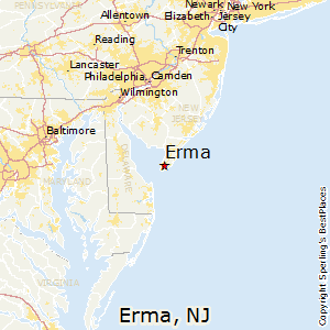 Best Places To Live In Erma New Jersey