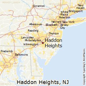 Comparison Vineland New Jersey Haddon Heights New Jersey