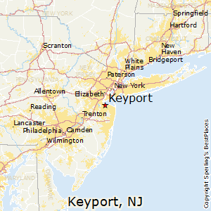 Avon Park Florida Map.Comparison Keyport New Jersey Avon Park Florida