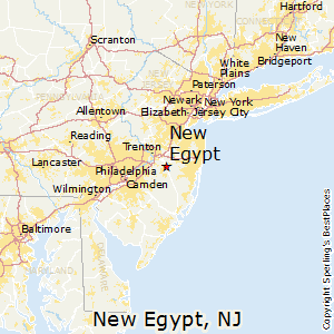 Best Places To Live In New Egypt New Jersey