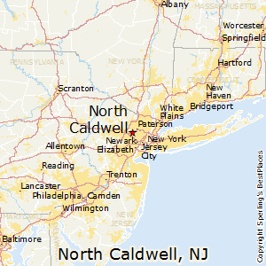 Comparison: Montville, New Jersey   North Caldwell, New Jersey